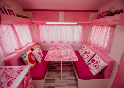 Interior Caravana Doll